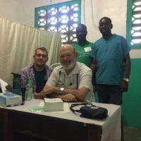 Rinaldo Visit to Haiti